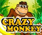 Автоматы на деньги Crazy Monkey