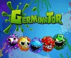 На зеркале автоматы Germinator