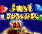 На зеркале автоматы Just Jewels