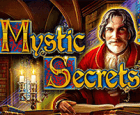 На зеркале автоматы Mystic Secrets