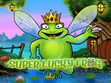 Игровой автомат Супер Удачливая Лягушка