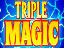 Игровой автомат Тройная Магия на деньги