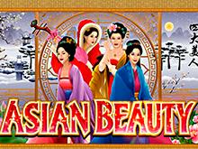 Автомат Азиатская Красота на деньги