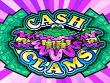 Слот Cash Clams в ассортименте казино Корона
