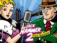 Автомат Джек Хаммер 2 на деньги онлайн