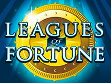 Аппарат Лига Удачи в казино Корона за реальные деньги онлайн