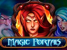 Играйте в слот Magic Portals для получения реальных денег