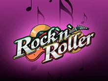 Играйте онлайн на настоящие деньги в слот Rock-n-Roller