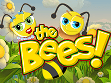 Автомат The Bees от Betsoft в азартном казино на деньги