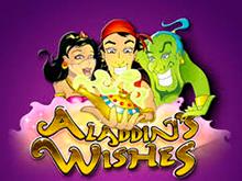 Автомат Aladdins Wishes на официальном зеркале казино