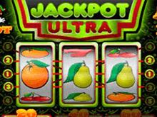 Играйте на деньги в атвомате Джекпот Ультра от производителя Betsoft