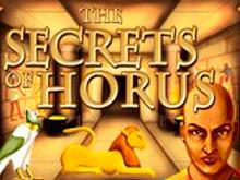 Secrets Of Horus – азартная игра в зале казино и зеркале