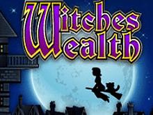 Witches Wealth от Microgaming классический онлайн автомат для сражения на деньги