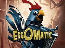 Eggomatic – популярный аппарат на деньги от Netent