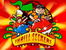 Искатели Острых Ощущений от Playtech в онлайн-казино