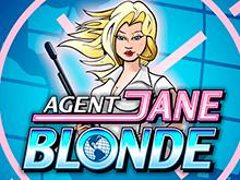 Азартная игра Agent Jane Blonde