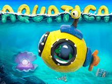 Виртуальный гаминатор с риск-игрой Aquatica