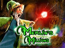 Миллионы Мерлина – игровой аппарат на сайте с ГСЧ от Microgaming