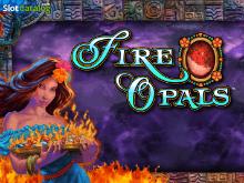 Огненные Опалы