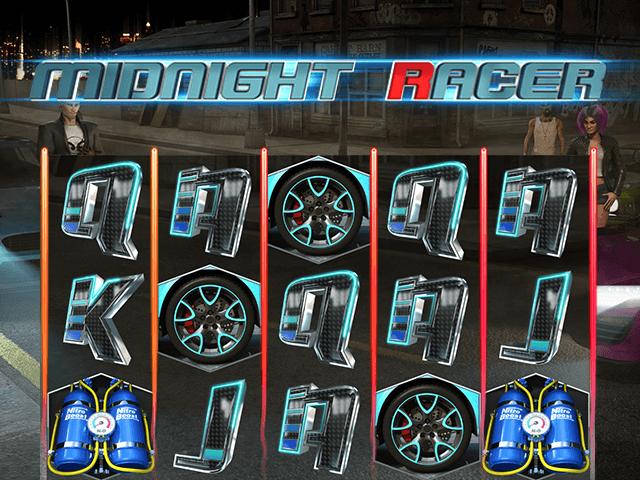 Midnight Racer: играть в новый азартный аппарат