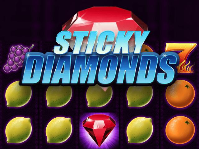 Sticky Diamonds: играть в игровой онлайн-автомат
